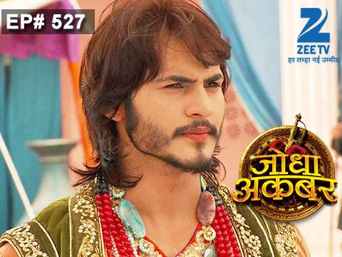 Jodha Akbar - Episode 527 - June 15, 2015 - Full Episode