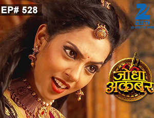 Jodha Akbar - Episode 528 - June 16, 2015 - Full Episode