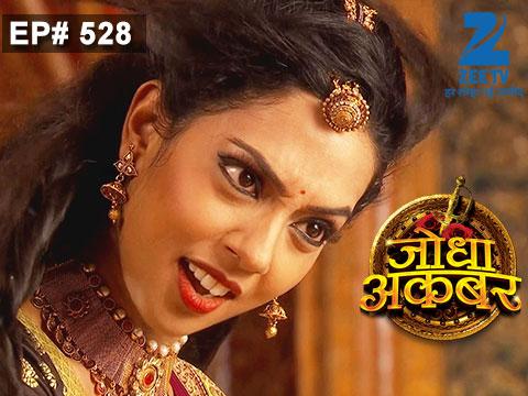 Jodha Akbar - Episode 528 - June 16, 2015 - Full Episode