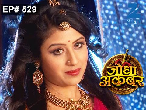 Jodha Akbar - Episode 529 - June 17, 2015 - Full Episode