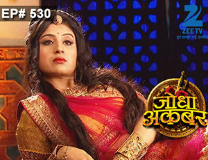 Jodha Akbar - Episode 530 - June 18, 2015 - Full Episode