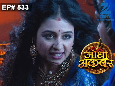 Jodha Akbar - Episode 533 - June 23, 2015 - Full Episode