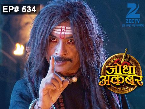 Jodha Akbar - Episode 534 - June 24, 2015 - Full Episode