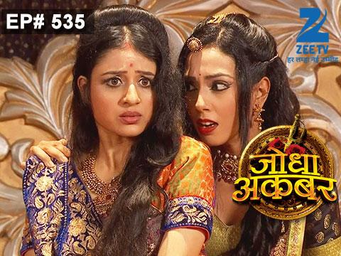 Jodha Akbar - Episode 535 - June 25, 2015 - Full Episode