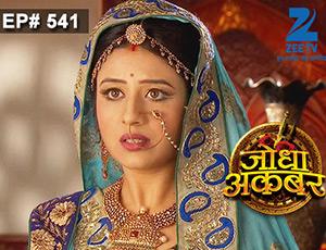 Jodha Akbar - Episode 541 - Full Episode