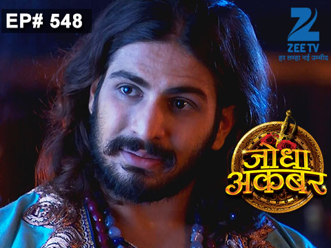 Jodha Akbar - Episode 548 - July 14, 2015 - Full Episode