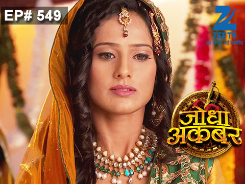 Jodha Akbar - Episode 549 - July 15, 2015 - Full Episode