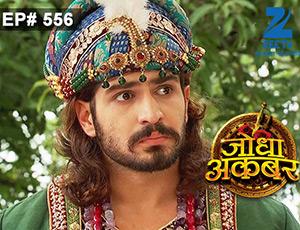 Jodha Akbar - Episode 556 - July 24, 2015 - Full Episode