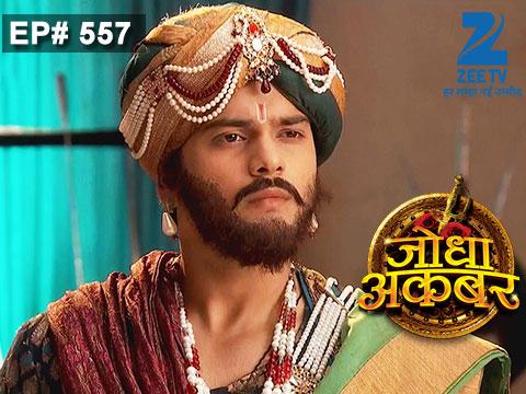 Jodha Akbar - Episode 557 - July 27, 2015 - Full Episode