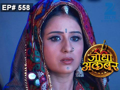 Jodha Akbar - Episode 558 - July 28, 2015 - Full Episode