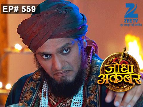 Jodha Akbar - Episode 559 - July 29, 2015 - Full Episode