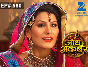 Jodha Akbar - Episode 560 - July 30, 2015 - Full Episode