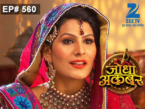Jodha Akbar - Episode 560 - July 30, 2015 - Full Episode