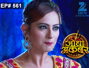 Jodha Akbar - Episode 561 - July 31, 2015 - Full Episode
