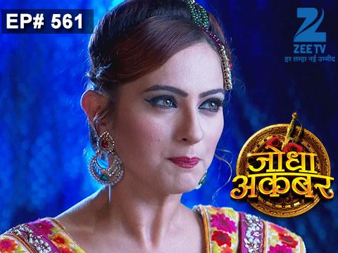 Jodha Akbar - Episode 561 - July 31, 2015 - Full Episode