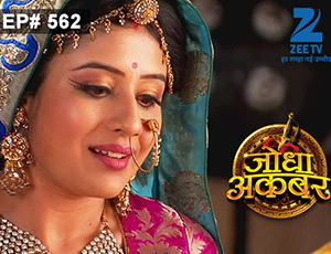 Jodha Akbar - Episode 562 - August 03, 2015 - Full Episode