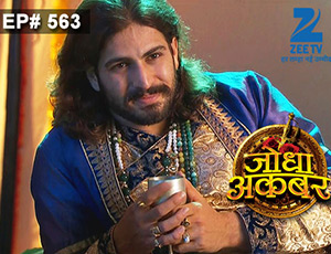 Jodha Akbar - Episode 563 - August 04, 2015 - Full Episode