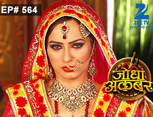 Jodha Akbar - Episode 564 - August 5, 2015 - Full Episode