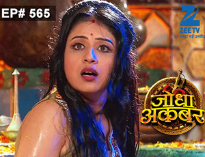 Jodha Akbar - Episode 565 - August 6, 2015 - Full Episode