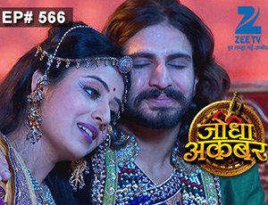 Jodha Akbar - Episode 566 - August 7, 2015 - Full Episode
