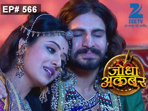 Jodha Akbar - Episode 566 - August 7, 2015 - Full Episode