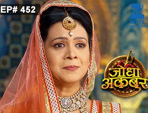 Jodha Akbar - Episode 452 - March 2, 2015 - Full Episode