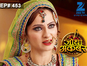 Jodha Akbar - Episode 453 - March 3, 2015 - Full Episode