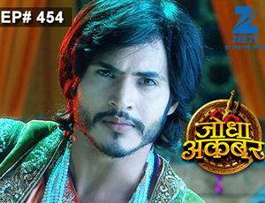 Jodha Akbar - Episode 454 - March 4, 2015 - Full Episode