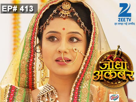 Jodha Akbar - Episode 413 - January 6, 2015