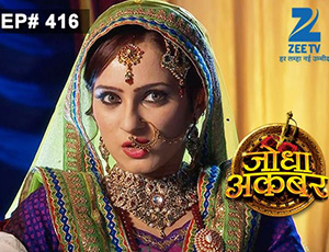 Jodha Akbar - Episode 416 - January 9, 2015