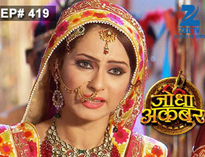 Jodha Akbar - Episode 419 - January 14, 2015