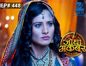 Jodha Akbar - Episode 448 - February 24, 2015 - Full Episode