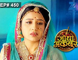 Jodha Akbar - Episode 450 - February 26, 2015 - Full Episode