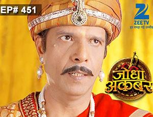 Jodha Akbar - Episode 451 - February 27, 2015 - Full Episode