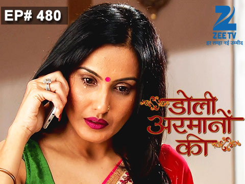 Doli Armaanon Ki - Episode 480 - September 23, 2015 - Full Episode
