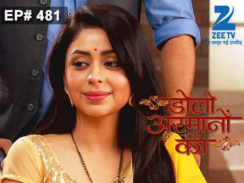 Doli Armaanon Ki - Episode 481 - September 24, 2015 - Full Episode