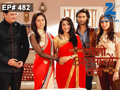 Doli Armaanon Ki - Episode 482 - September 25, 2015 - Full Episode