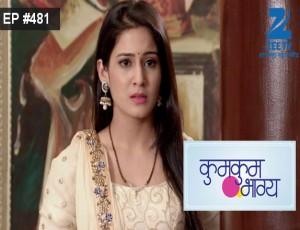Kumkum Bhagya - Episode 481 - Full Episode
