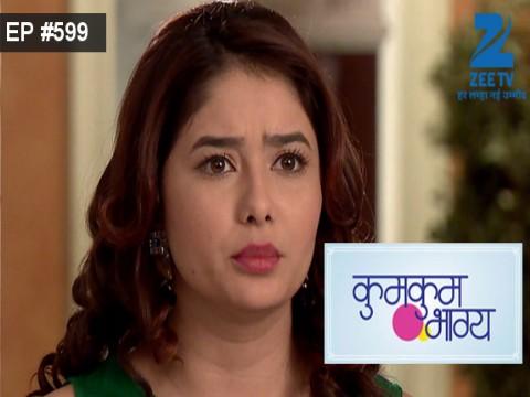Kumkum Bhagya - Episode 599 - June 20, 2016 - Full Episode