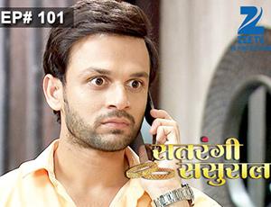 Satrangi Sasural - Episode 101 - Full Episode
