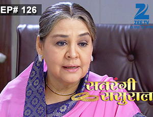 Satrangi Sasural - Episode 126 - Full Episode