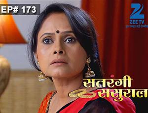 Satrangi Sasural - Episode 174 - Full Episode