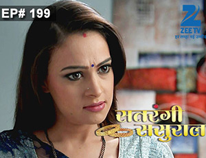 Satrangi Sasural - Episode 199 - Full Episode
