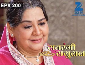 Satrangi Sasural - Episode 200 - Full Episode