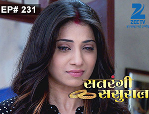 Satrangi Sasural - Episode 231 - Full Episode