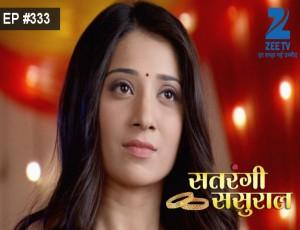 Satrangi Sasural - Episode 333 - February 06, 2016 - Full Episode