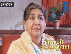 Satrangi Sasural - Episode 335 - February 09, 2016 - Full Episode