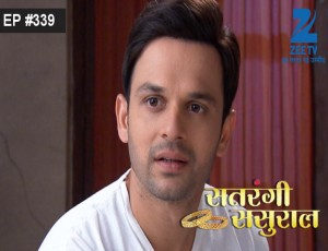 Satrangi Sasural - Episode 339 - February 13, 2016 - Full Episode