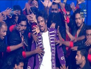 Kaushik - Performance - Episode 31 - October 10, 2015 - Dance India Dance Season 5
