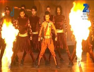 Nirmal - Performance - Episode 31 - October 10, 2015 - Dance India Dance Season 5